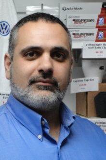 George Azar - VW Certified Master Parts Manager