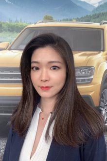 Queenie Wu - Sales & Leasing Consultant