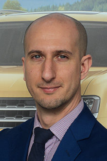 Nick Capetola - New Car Sales Manager