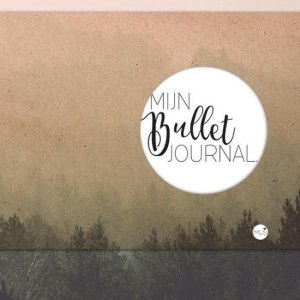 Bullet Journal forest - VolleMaanKalender.nl