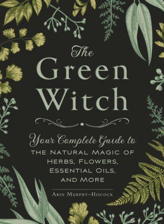 Boek: The Green Witch - VolleMaanKalender.nl