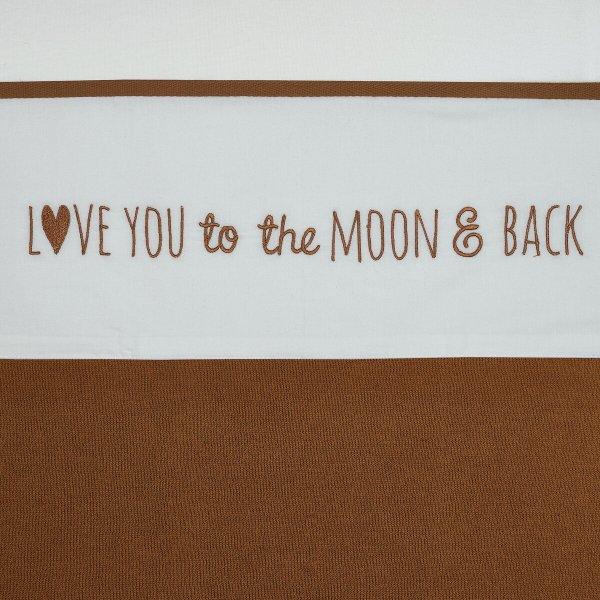 Meyco Wieglaken Love You To The Moon