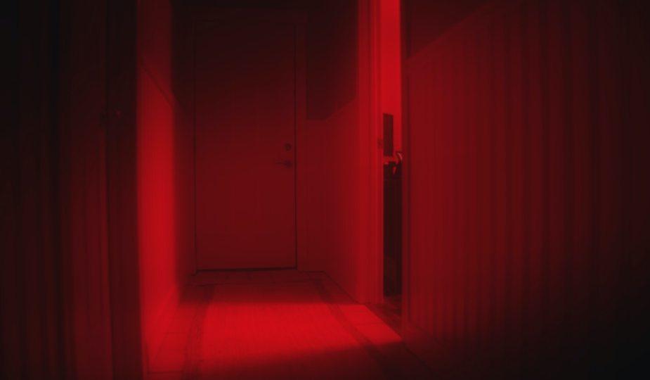 Baby slaaptip: rode verlichting in de babykamer