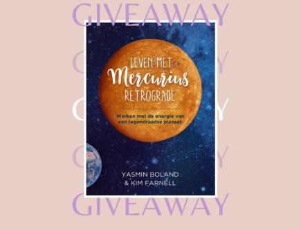 Win: Leven met Mercurius Retrograde boek