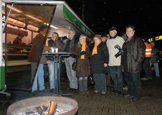 Wintergrillen CDU Hambergen