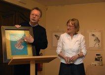 Dirk Berger und Dr. Karen Hammer