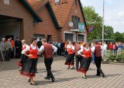 Gemeindeleistungswettbewerbe der Feuerwehr Tanzeinlage