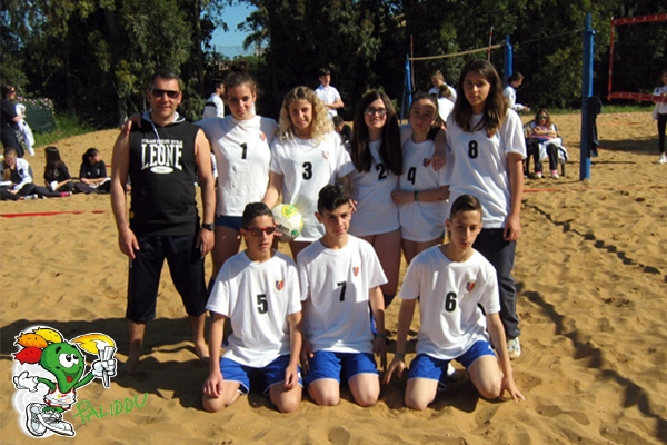 Convittiadi 2014 Palermo Beach Volley