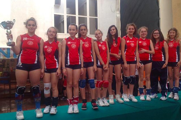 Under 13 Femminile - Norcia 2014