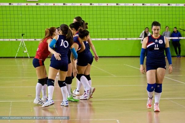 1DIVF - Tibur Volley - Andrea Doria Tivoli