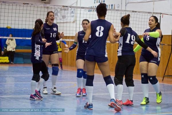 1DIVF - Andrea Doria Tivoli - Dream Team Roma Pallavolo
