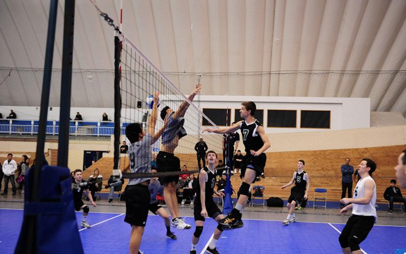 16U Boys Club Volleyball
