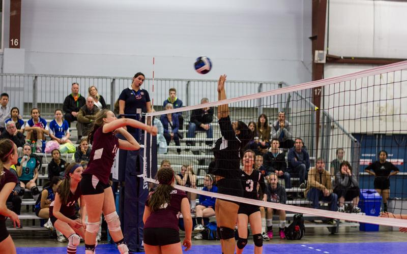 18U Girls Club Volleyball