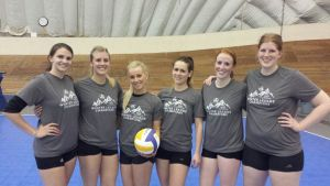 Pool A Champions - Volley Dollies
