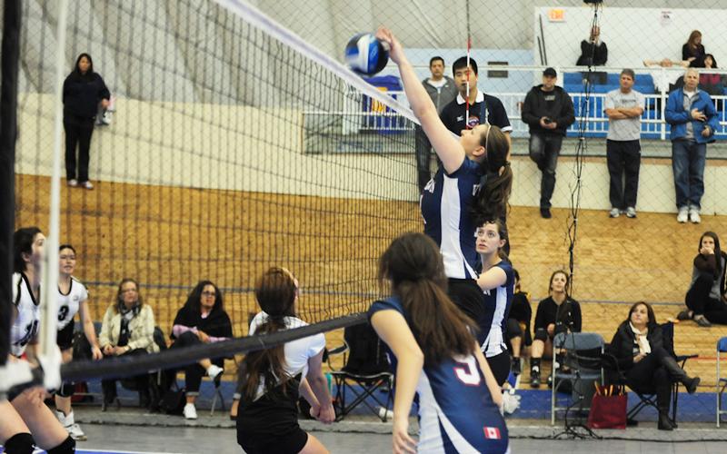 15U Girls Club Volleyball