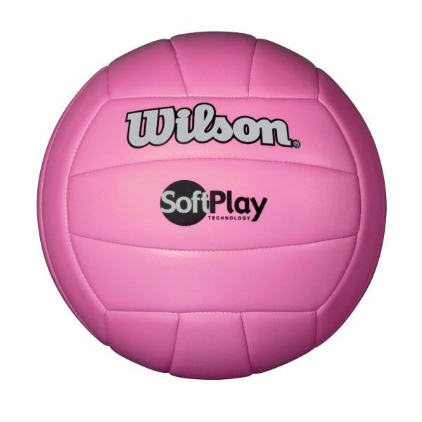 H3501 wilson soft play beach volleyball pink