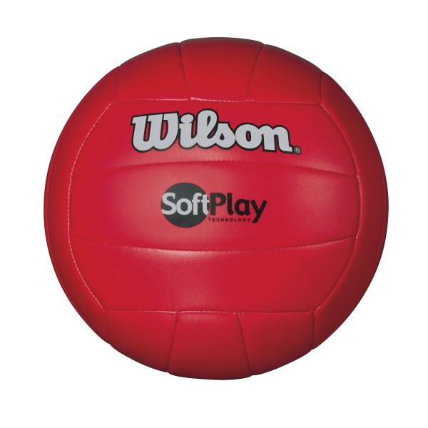 H3501 wilson soft play beach volleyball red