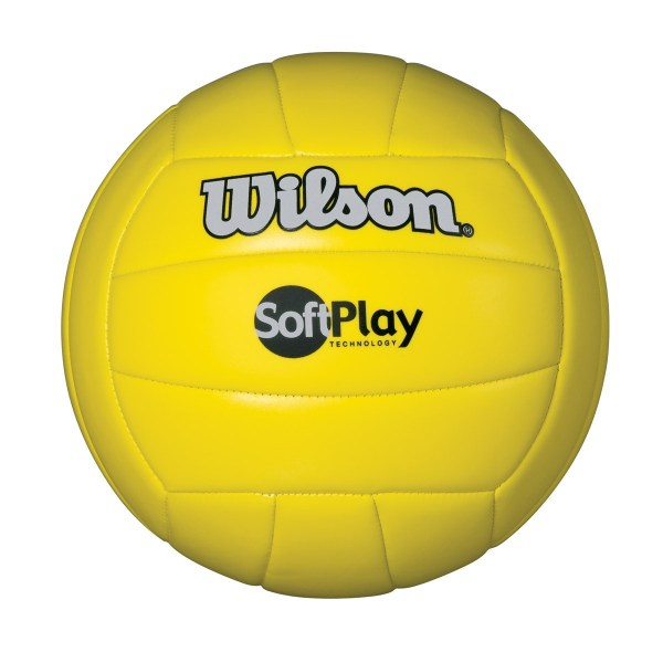 H3501 wilson soft play beach volleyball yellow