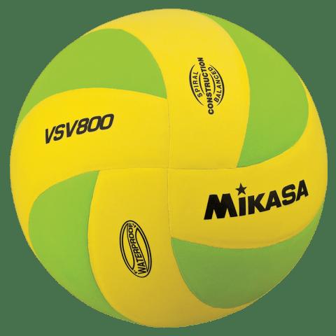 Mikasa Squish VSV800 YG Pool Volleyball
