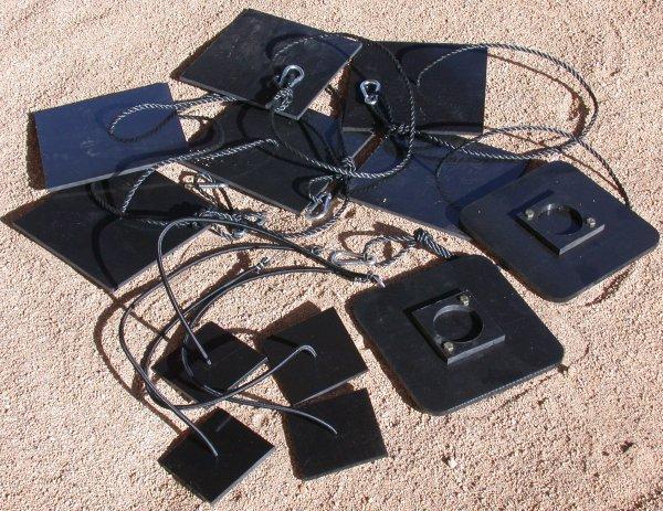Universal Sand Kit Portable Beach Volleyball Sets