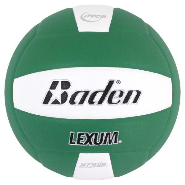 Baden Lexum Microfiber Volleyball Green White