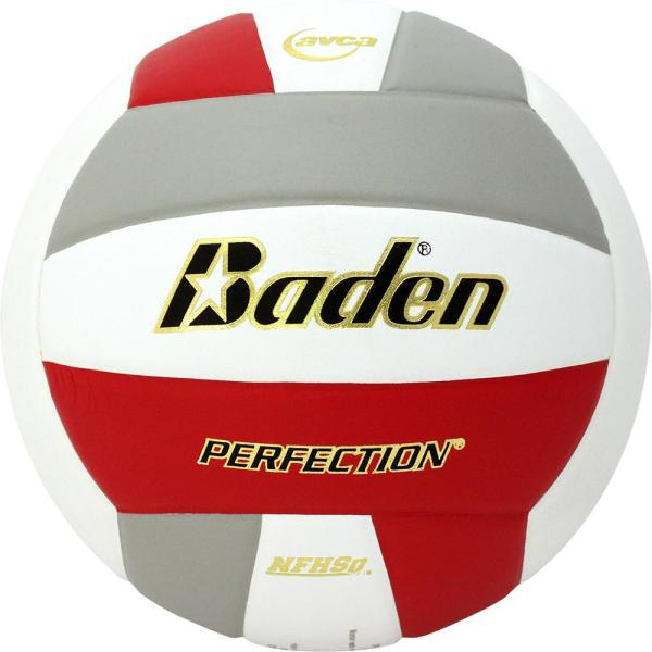 Baden Perfection Elite Red Grey White
