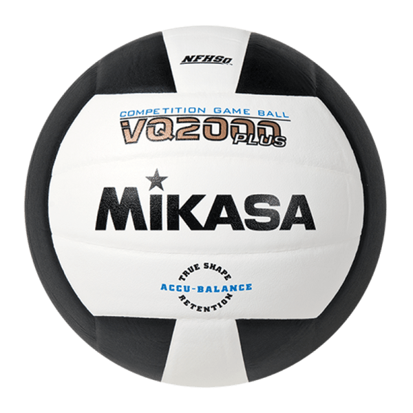 Mikasa Competition Micro-cell Game Ball Black White