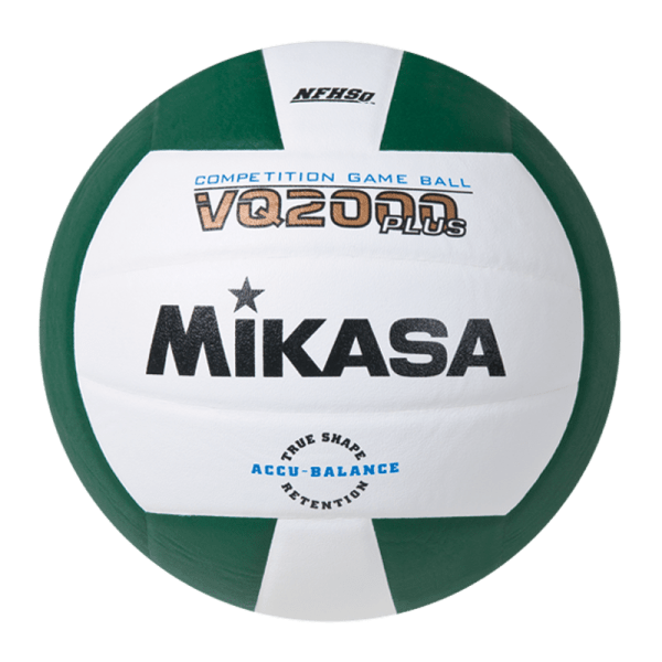 Mikasa Competition Micro-cell Game Ball Green White