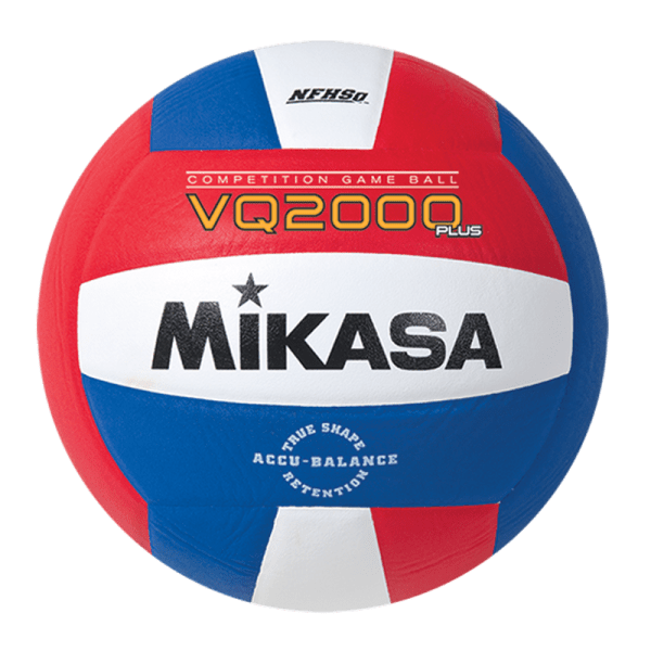 Mikasa Competition Micro-cell Game Ball Red White Blue