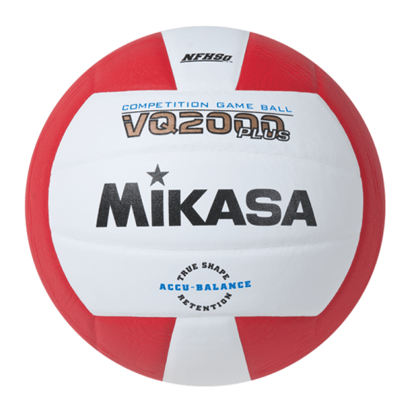 Mikasa Competition Micro-cell Game Ball Red White