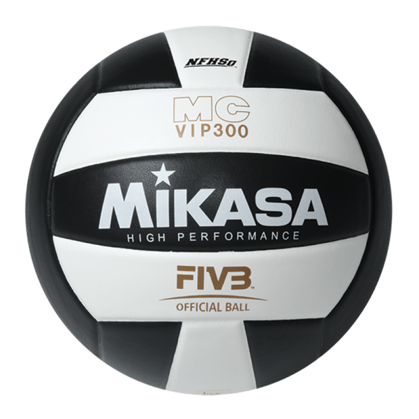 Mikasa High Performance Composite Ball Black White