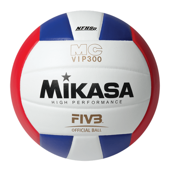 Mikasa High Performance Composite Ball Red White Blue