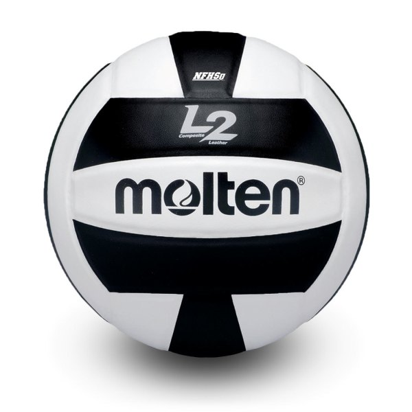 Molten L2 Microfiber Composite Club Ball Black