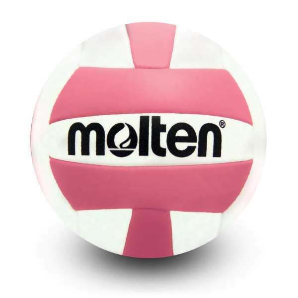 Molten Mini Volleyball Pink