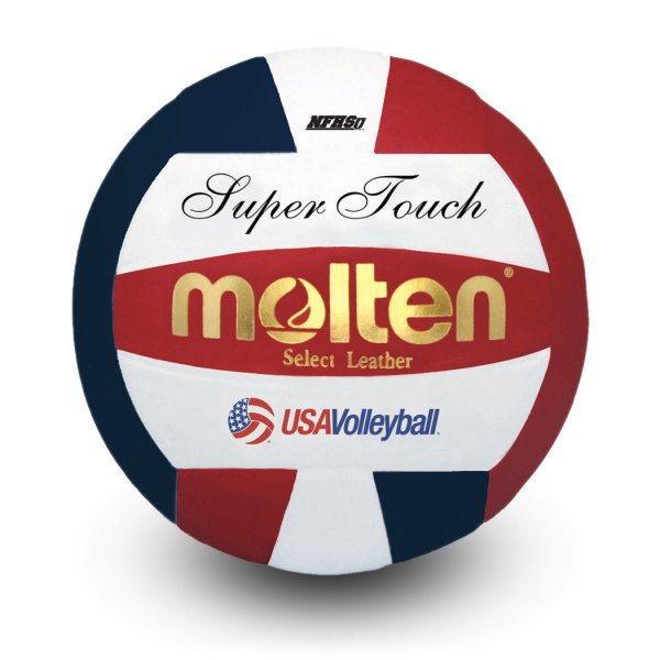 Molten Super Touch Official USAV NFHS Game Ball