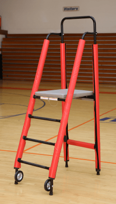 Padding for Folding Judges Referee Stand