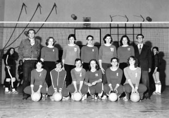 Volley 2 b-n