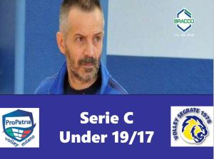 SERIE C – U19 – U17  Bracco Pro-VS78 Giallo