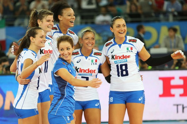 Francesca Piccinini best hottest volleyball player italy