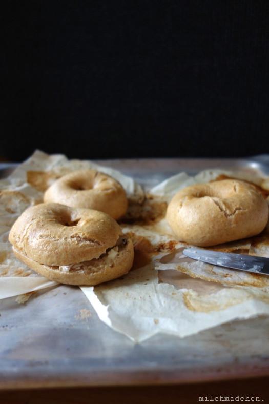 Egg Bagels | milchmädchen.