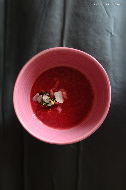 Rote-Bete-Suppe nach Tanja Grandits | milchmädchen.