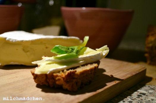 Abend(brot)kuchen: Nuss und Karotte statt Hafer und Roggen.