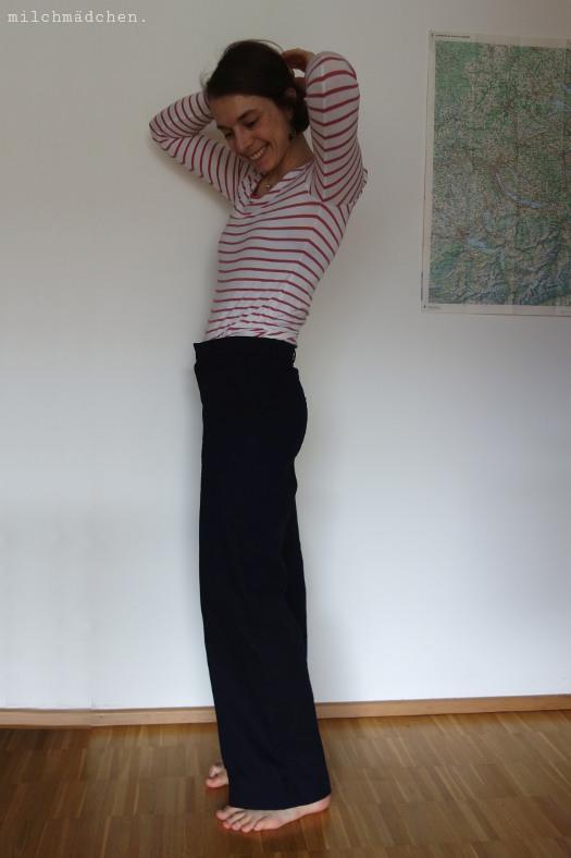 Denim-Hose 03/2020 #119 | milchmädchen.