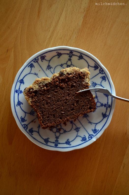 Rye Crumb Cake nach Alison Roman | milchmädchen.