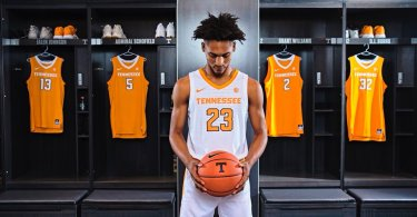 Keon Johnson Tennessee
