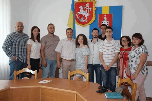 Молодь Володимира виступила з пропозицією повернути історичну назву місту