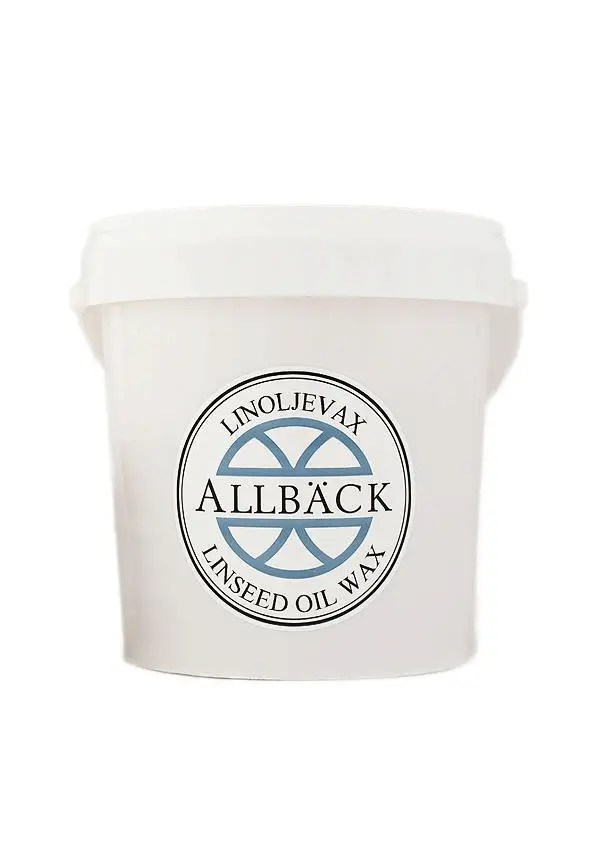 ALLBACK LINSEED OIL WAX
