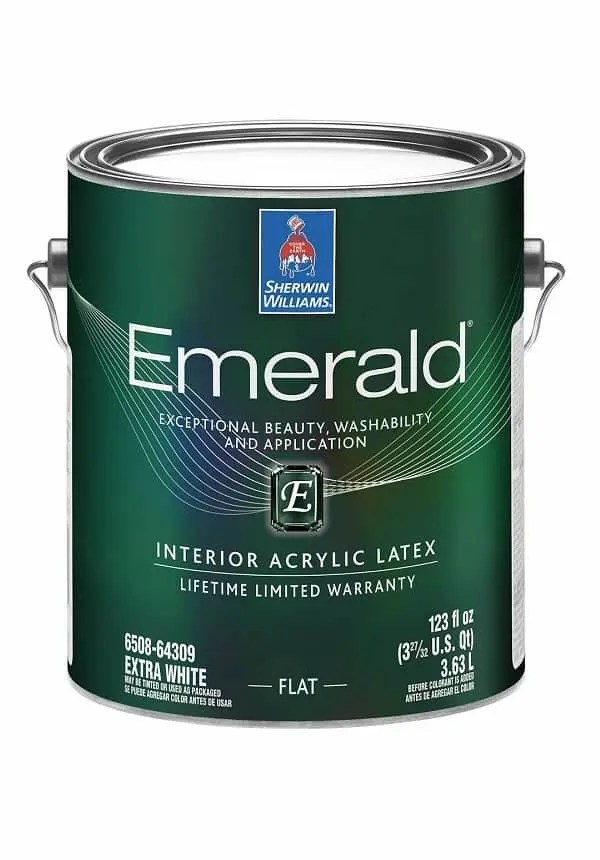 EMERALD INTERIOR ACRYLIC LATEX PAINT