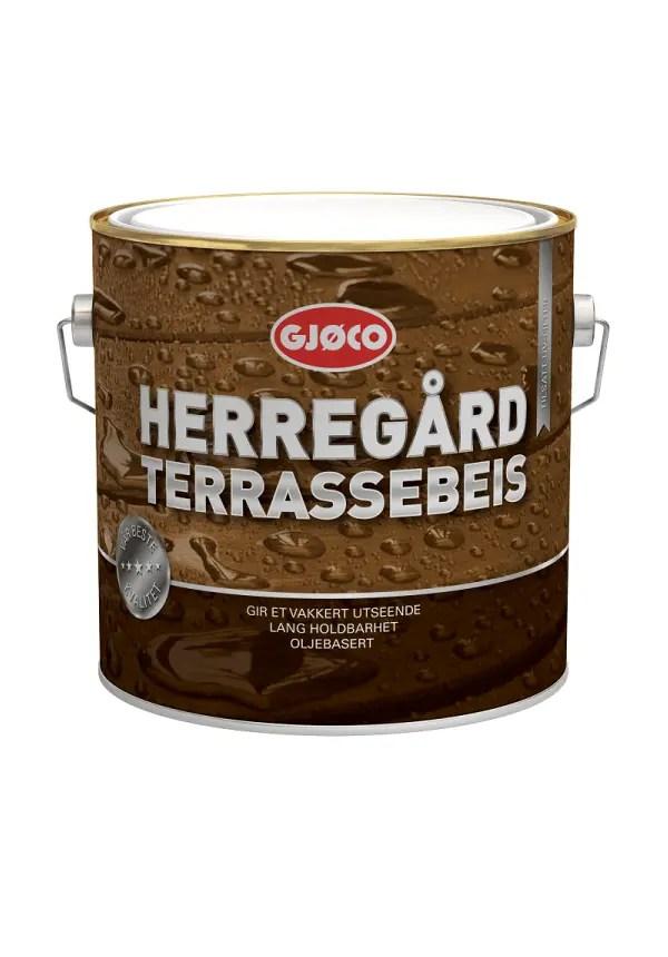 GJØCO HERREGÅRD TERRASSEBEIS OLJEBASERT