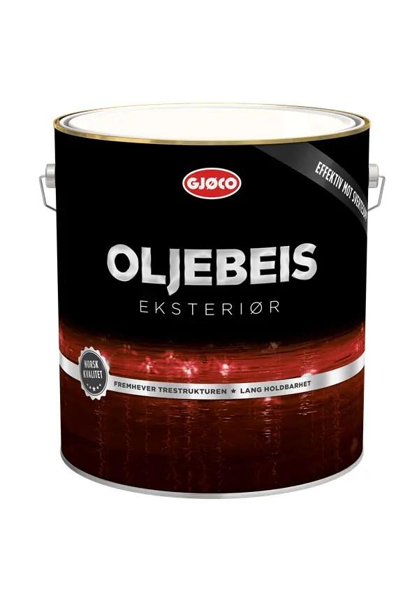 GJØCO OLJEBEIS